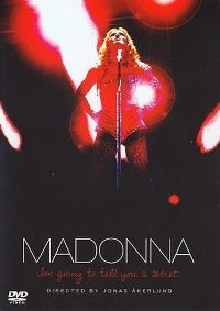 Cover Madonna - I'm Going To Tell You A Secret [DVD]
